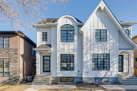 Townhouse for sale at 1932 48 Ave Southwest Calgary Alberta - MLS: C4281781