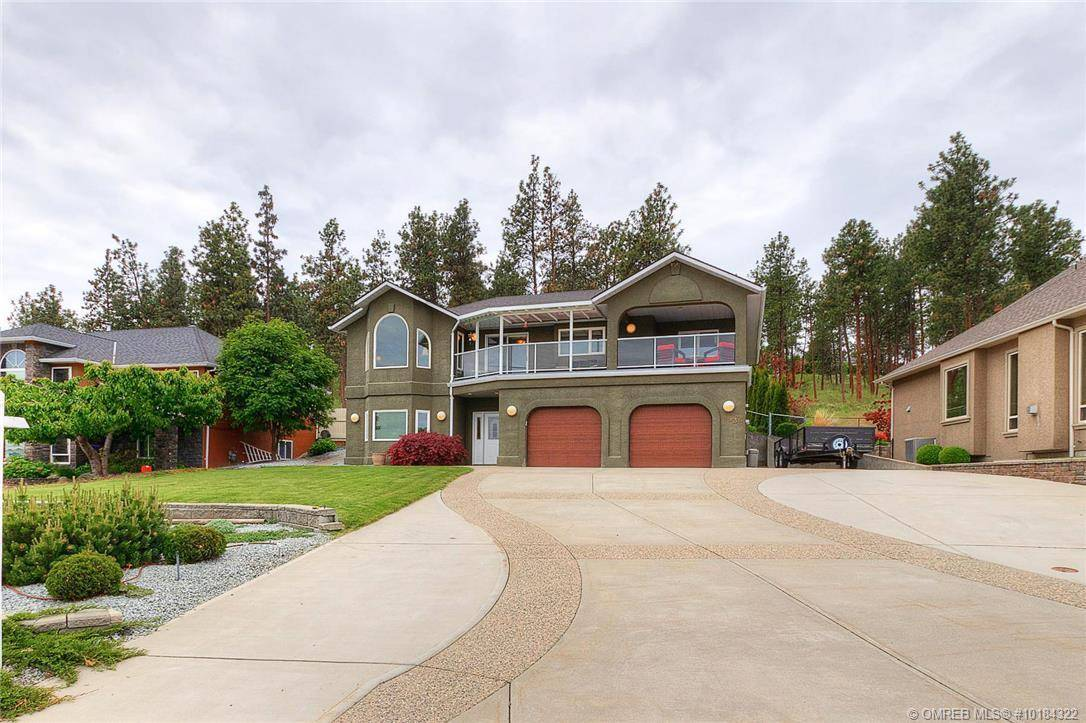 House for sale at 1932 Bayview Ct West Kelowna British Columbia - MLS: 10184322