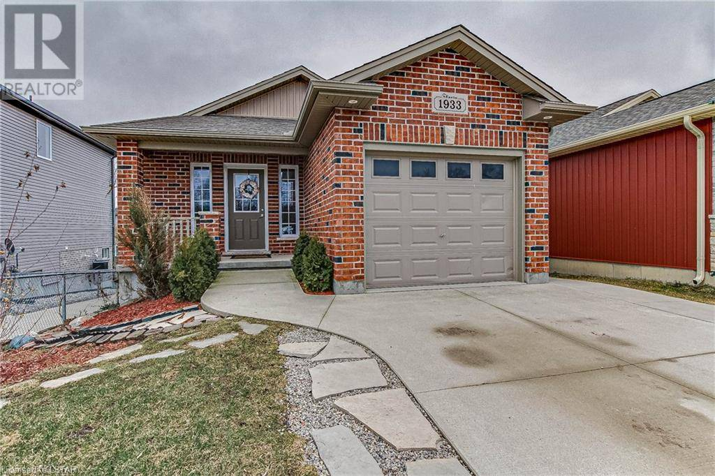House for sale at 1933 Frederick Cres London Ontario - MLS: 251978