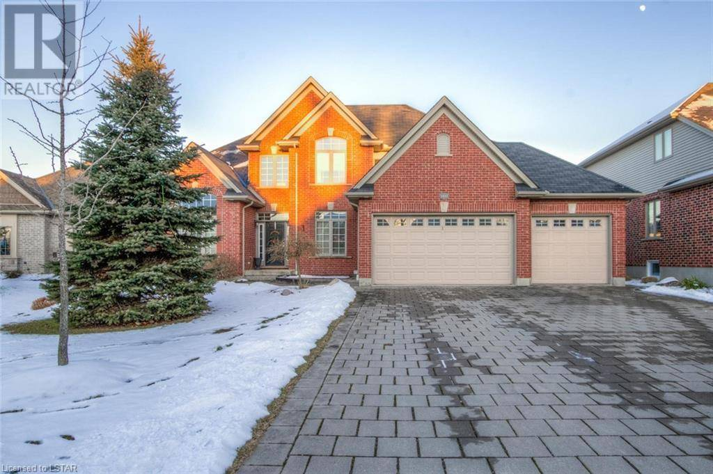 House for sale at 1933 Riverbend Rd London Ontario - MLS: 240470