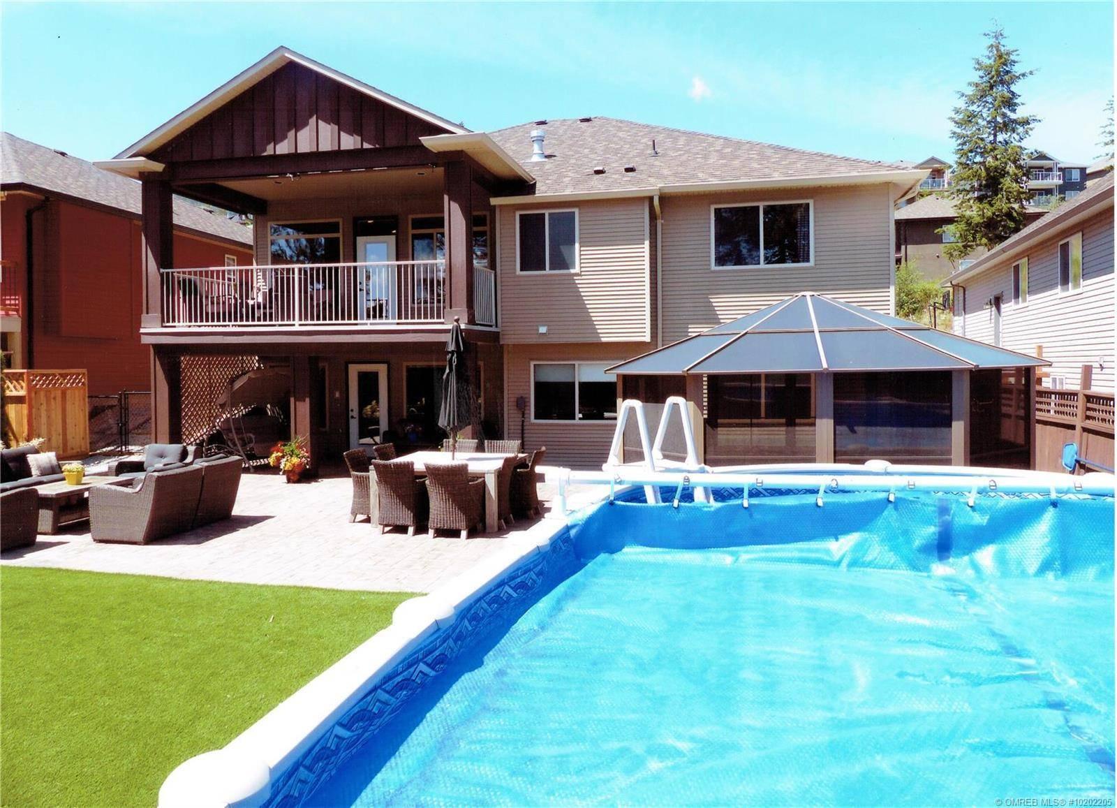 House for sale at 1933 Rosealee Ln West Kelowna British Columbia - MLS: 10202205