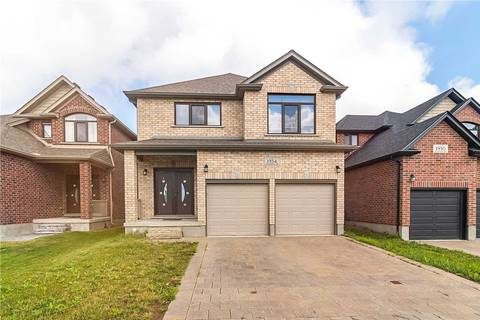 House for sale at 1934 Cedarpark Dr London Ontario - MLS: X4524004