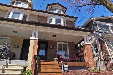 Townhouse for sale at 1934 Gerrard St Toronto Ontario - MLS: E4443083