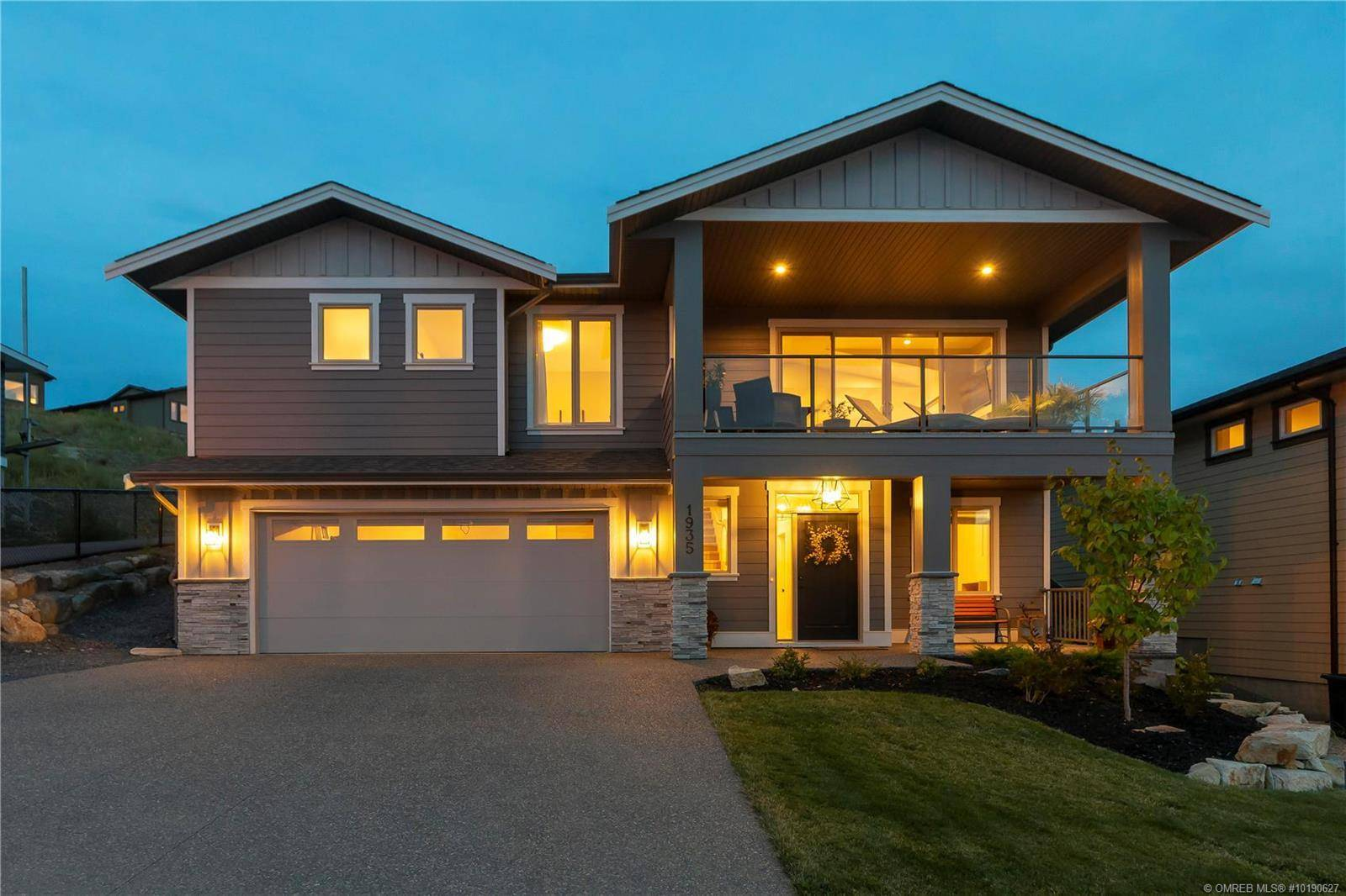 House for sale at 1935 Foxtail Te Kelowna British Columbia - MLS: 10190627