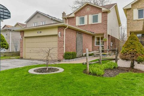 House for sale at 1937 Parkside Dr Pickering Ontario - MLS: E4435612