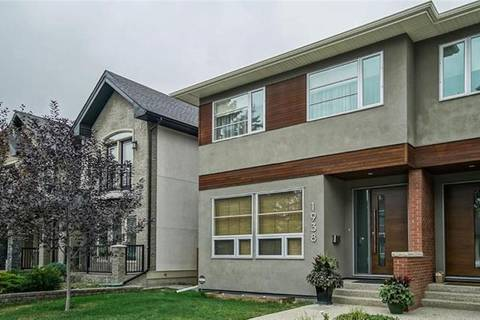 Townhouse for sale at 1938 43 Ave Southwest Calgary Alberta - MLS: C4247985