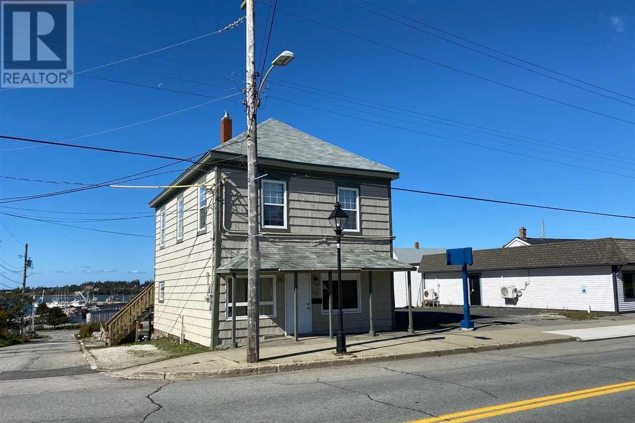 Townhouse for sale at 196 Main St Unit 194 Yarmouth Nova Scotia - MLS: 202021163