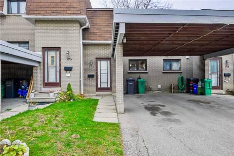 Condo for sale at 475 Bramalea Rd Unit 194 Brampton Ontario - MLS: W4630608