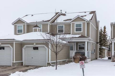 Townhouse for sale at 7707 Martha's Haven Pk Northeast Unit 194 Calgary Alberta - MLS: C4285379