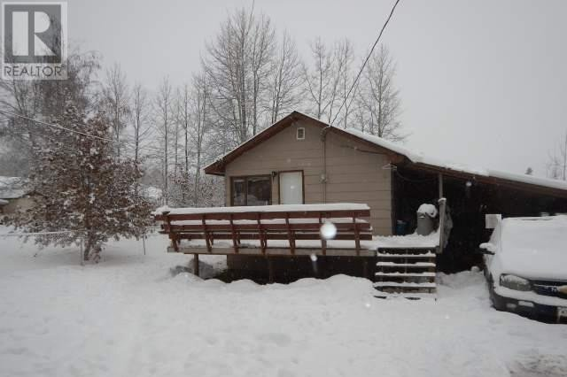 House for sale at 194 8th Ave Burns Lake British Columbia - MLS: R2518423