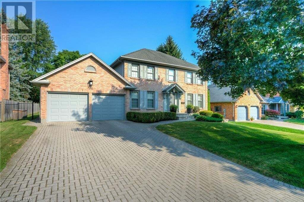 House for sale at 194 Carriage Hill Dr London Ontario - MLS: 273193