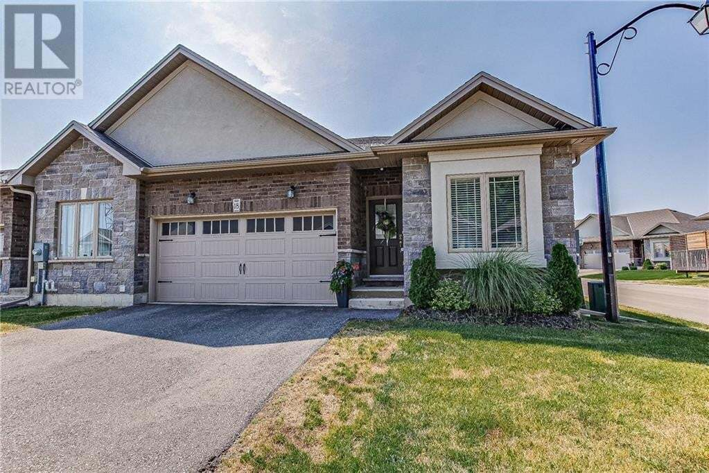Townhouse for sale at 194 Donly Dr South Simcoe Ontario - MLS: 30820984