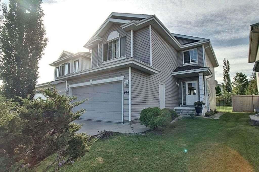 House for sale at 194 Edwards Dr SW Edmonton Alberta - MLS: E4210014