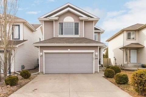 House for sale at 194 Edwards Dr Sw Edmonton Alberta - MLS: E4153094