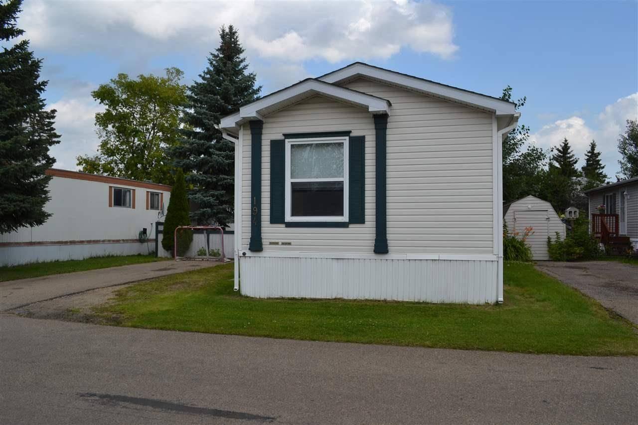 Home for sale at 194 Evergreen Pk Ne Edmonton Alberta - MLS: E4169072