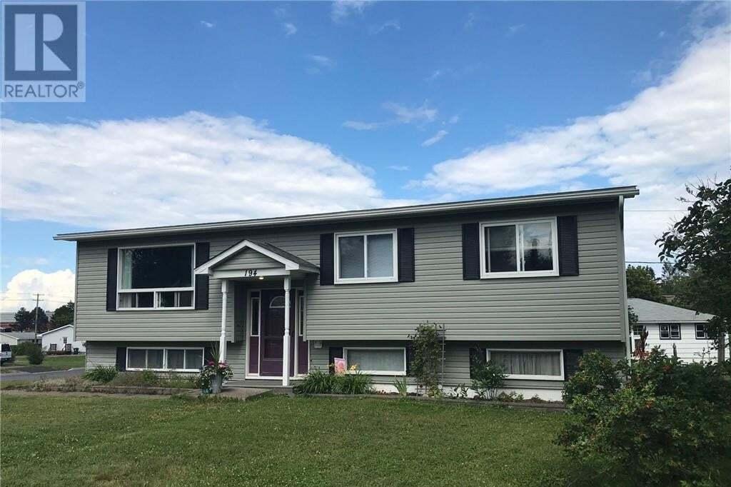 House for sale at 194 Greendale Cres Saint John New Brunswick - MLS: NB046678
