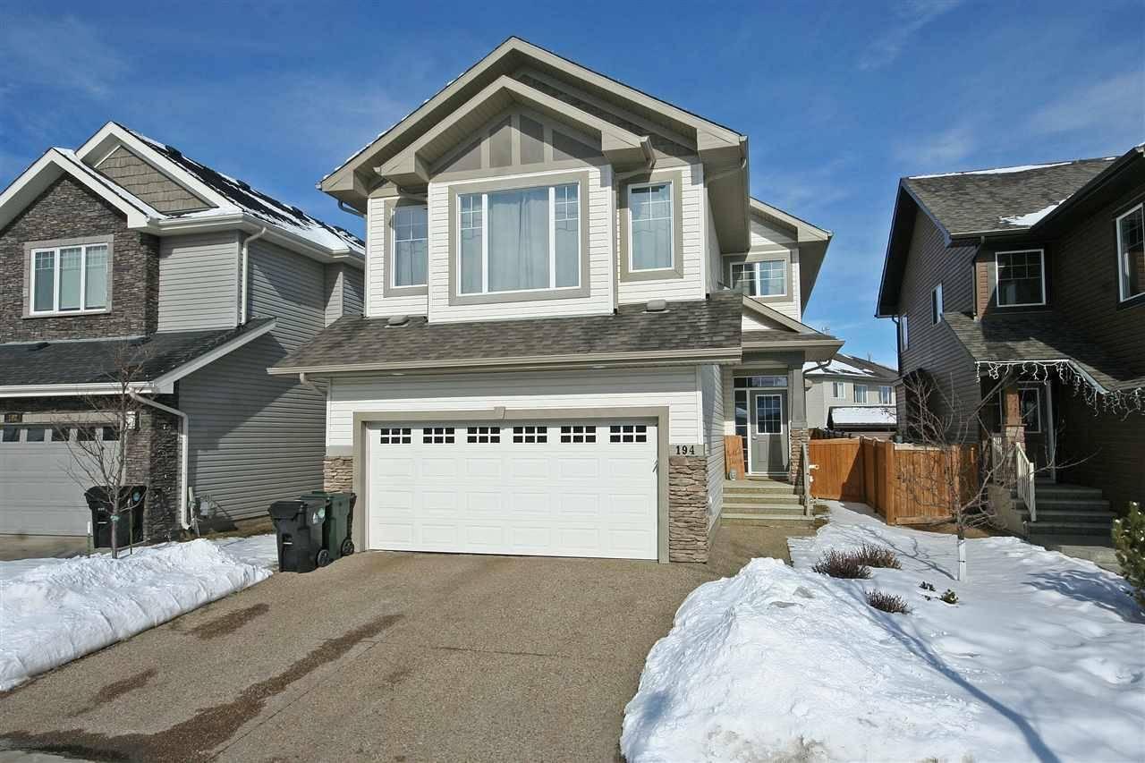 House for sale at 194 Harvest Ridge Dr Spruce Grove Alberta - MLS: E4190698