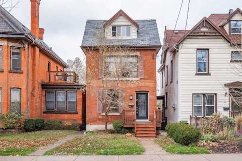 Townhouse for sale at 194 Herkimer St Hamilton Ontario - MLS: X5084480