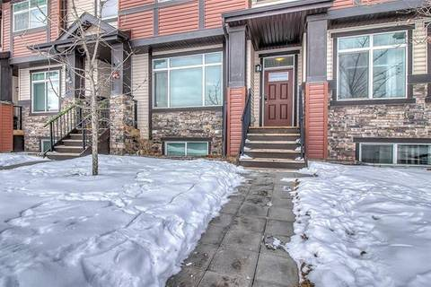 Townhouse for sale at 194 Legacy Common Southeast Calgary Alberta - MLS: C4285108