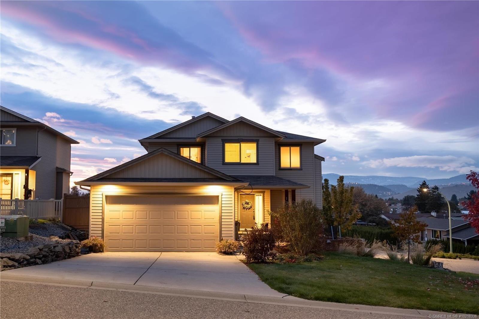 House for sale at 194 Poonian Ct Kelowna British Columbia - MLS: 10218338