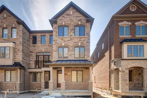 Townhouse for sale at 194 William Forster Rd Markham Ontario - MLS: N4489459