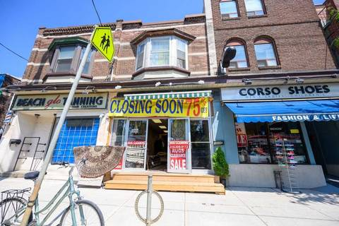 Commercial property for sale at 1940 Queen St Toronto Ontario - MLS: E4529739