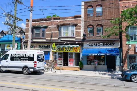 Commercial property for lease at 1940 Queen St Toronto Ontario - MLS: E4597623
