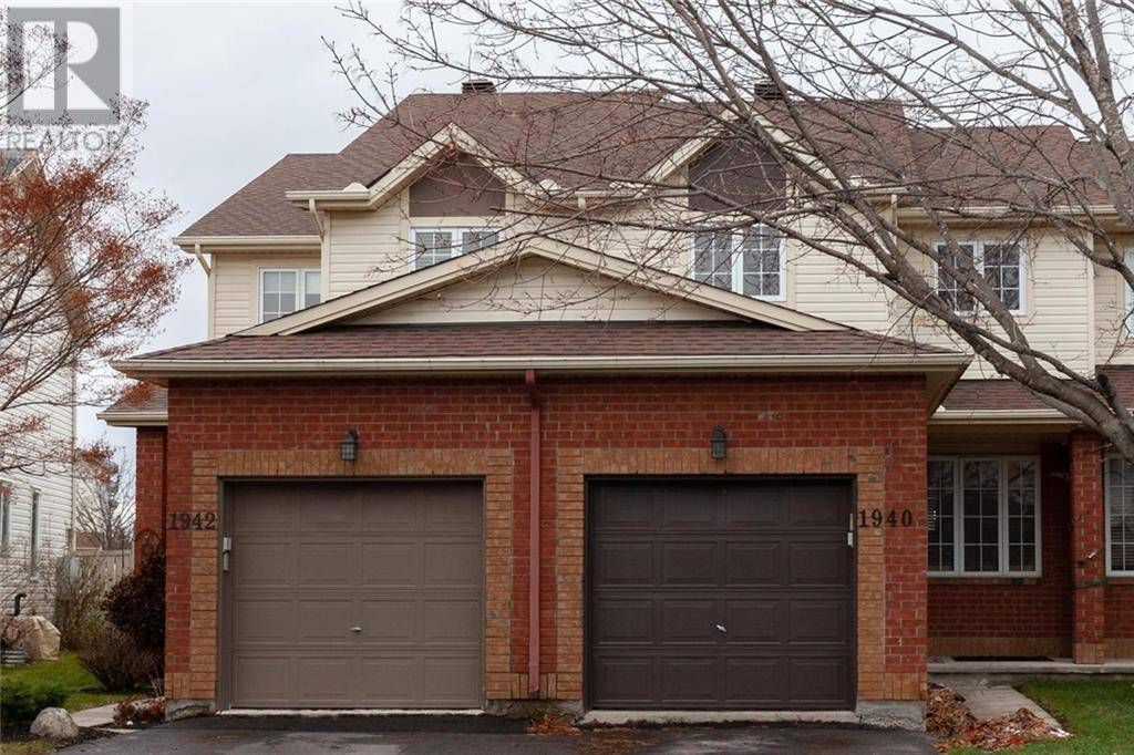 Townhouse for sale at 1940 Scully Wy Ottawa Ontario - MLS: 1173982