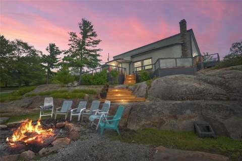 House for sale at 1941 Honey Harbour Rd Georgian Bay Ontario - MLS: X4903894