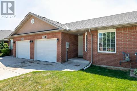 Townhouse for rent at 1941 Trappers  Windsor Ontario - MLS: 19018767