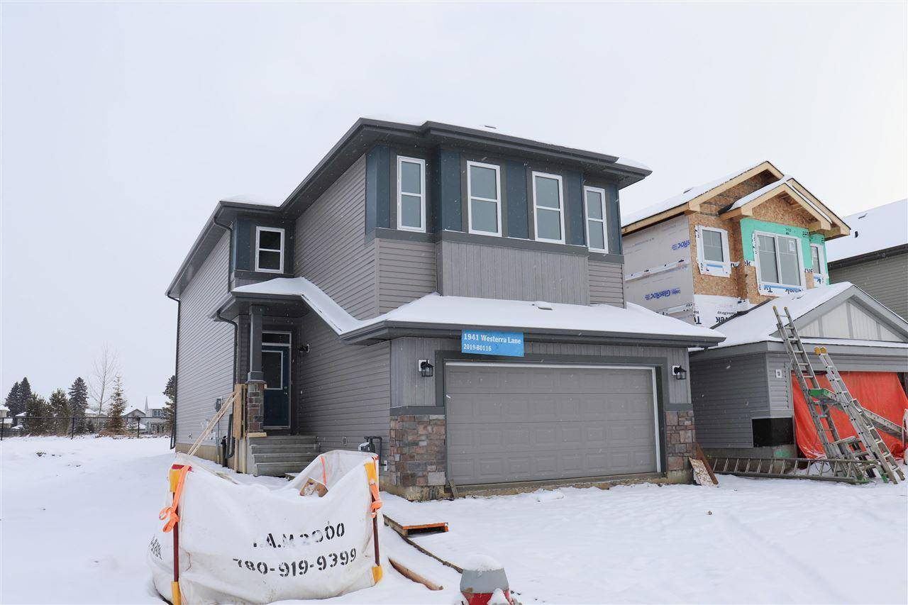House for sale at 1941 Westerra Ln Stony Plain Alberta - MLS: E4182474
