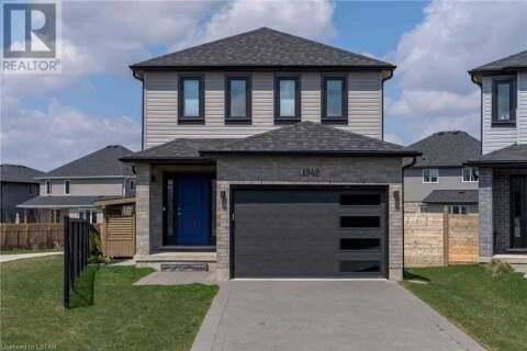 House for rent at 1942 Foxridge Cres London Ontario - MLS: X4777223