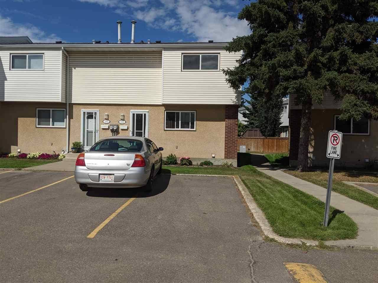 Townhouse for sale at 1943 73 St Nw Edmonton Alberta - MLS: E4191902
