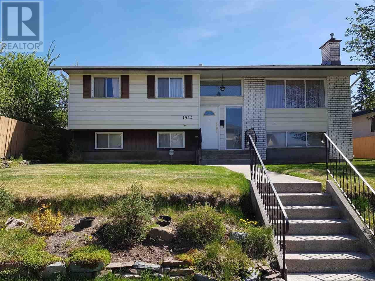 House for sale at 1944 Oak St Prince George British Columbia - MLS: R2404685