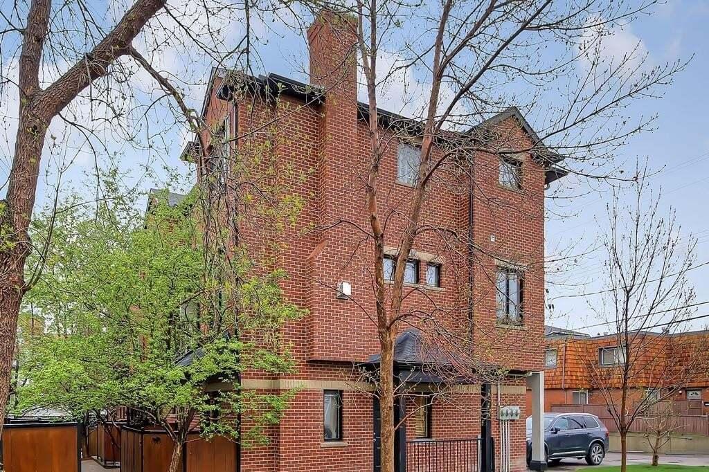 Townhouse for sale at 1946 29 St SW Killarney/glengarry, Calgary Alberta - MLS: C4297711