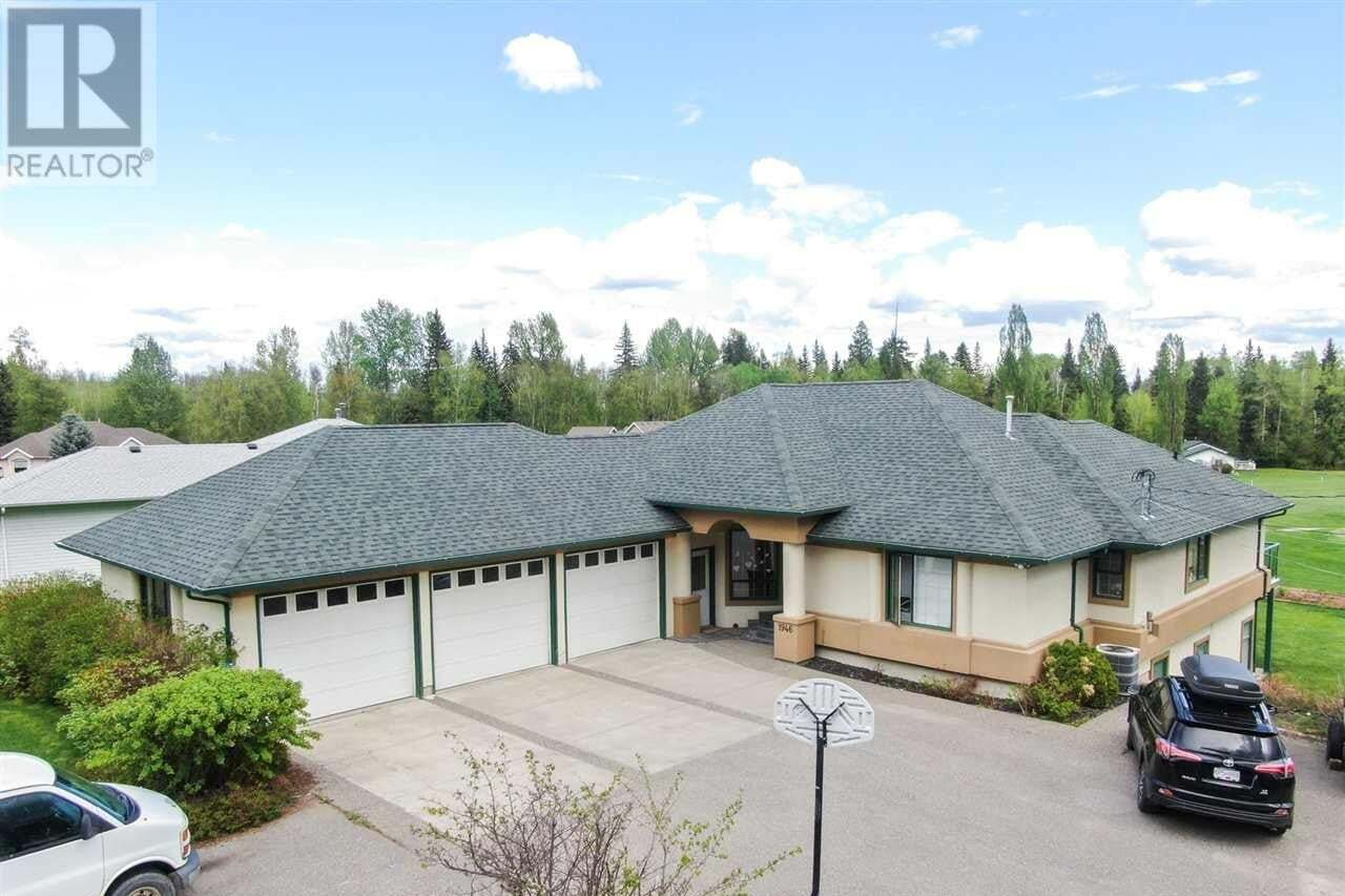 House for sale at 1946 Fairway Rd Quesnel British Columbia - MLS: R2457482