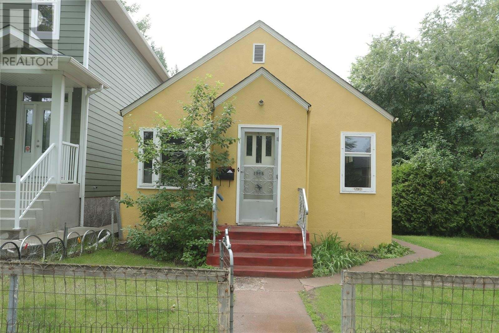 House for sale at 1946 Lorne Ave Saskatoon Saskatchewan - MLS: SK817138