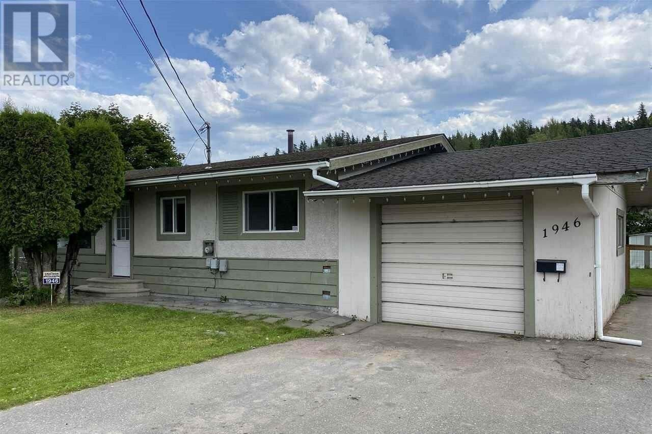 House for sale at 1946 Queensway Dr Terrace British Columbia - MLS: R2453182