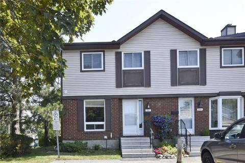 Townhouse for sale at 1947 Greenvale Ln Orleans Ontario - MLS: 1159695