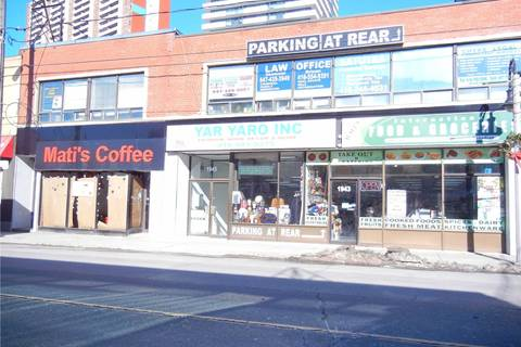 Commercial property for lease at 1947 Weston Rd Toronto Ontario - MLS: W4678190