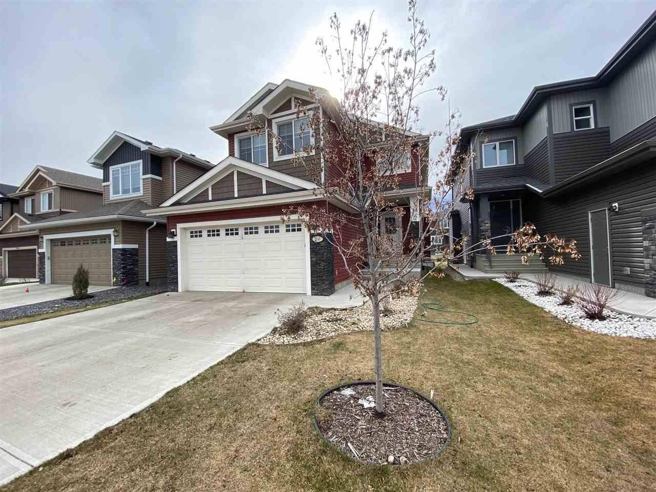 House for sale at 1948 Adamson Te Sw Edmonton Alberta - MLS: E4195489