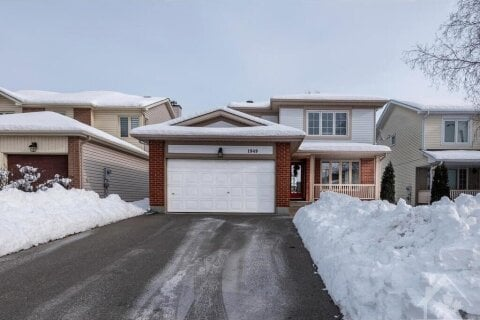 House for sale at 1949 Heatherwood Dr Ottawa Ontario - MLS: 1222754