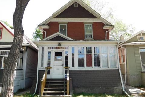 House for sale at 1949 St John St Regina Saskatchewan - MLS: SK803631