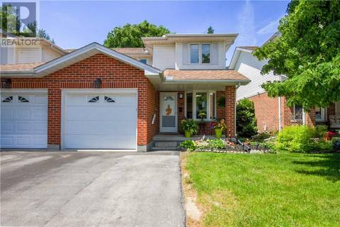 Townhouse for sale at 15 Barker St Unit 195 London Ontario - MLS: 201670