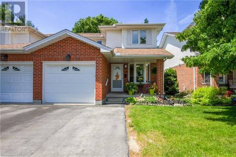 Townhouse for sale at 15 Barker St Unit 195 London Ontario - MLS: 210057