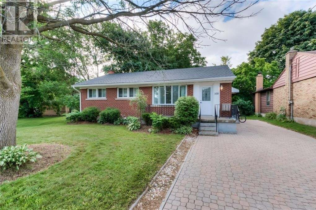 House for sale at 195 Alexandra Ave Waterloo Ontario - MLS: 30826136