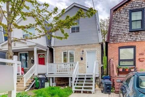 House for sale at 195 Barker Ave Toronto Ontario - MLS: E4460096