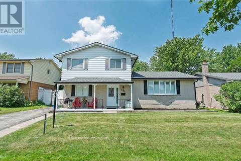 House for sale at 195 Belmont Dr London Ontario - MLS: 208606