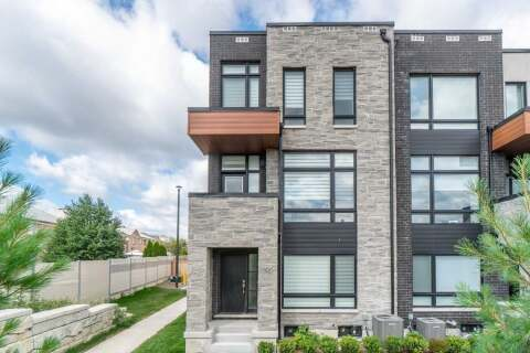 Townhouse for sale at 195 Carpaccio Ave Vaughan Ontario - MLS: N4922148