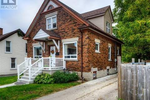 Townhouse for sale at 195 Courtland Ave East Kitchener Ontario - MLS: 30725338